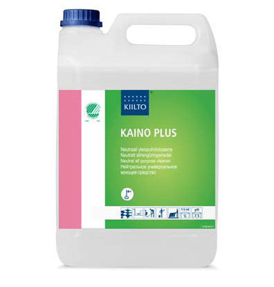 KIILTO KAINO PLUS, yleispuhdistusaine, 5 L