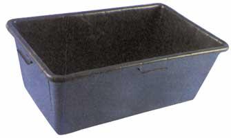 PALJU, 40 litraa suorakaide