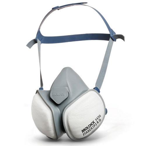 Moldex compactmask 5430/abek1-p3
