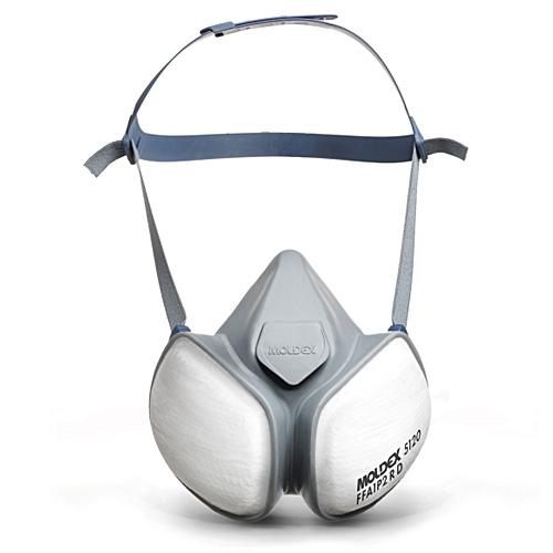 Moldex compactmask 5120/p2