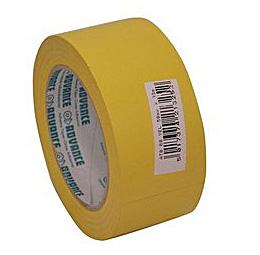 ADVANCE keltainen suojausteippi  50 mm x 33 m