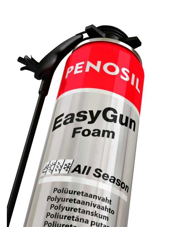 Uretaanivaahto  EASY GUN 750ml, pillillä