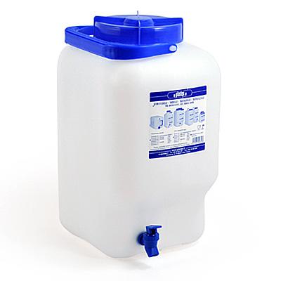 Plastexin vesikanisteri 20 L + hana
