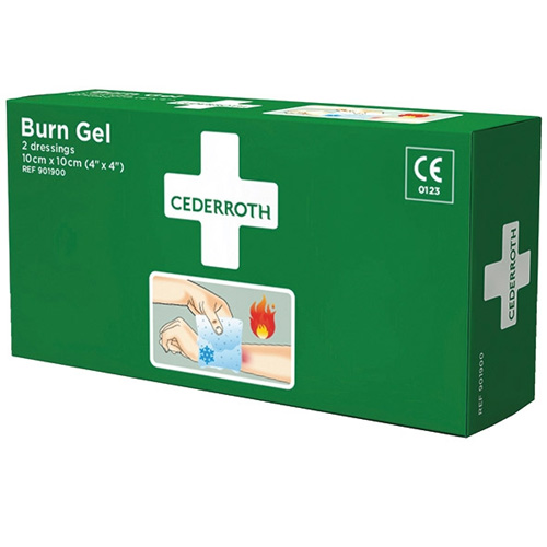 Palovammaside Burn Gel Cederroth 901900