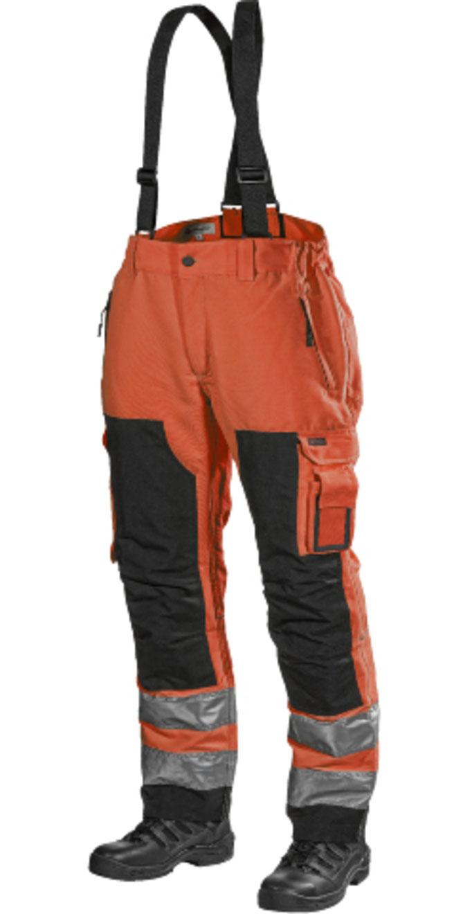 L.Brador 165PB housut, oranssi